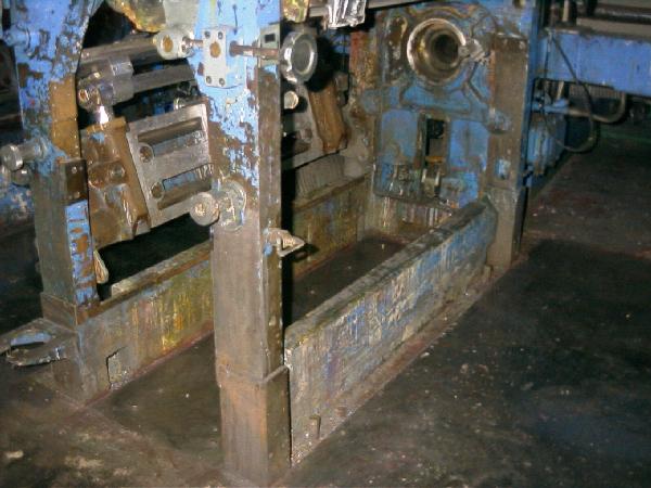 印刷機に付着したインク・塗料 施工後